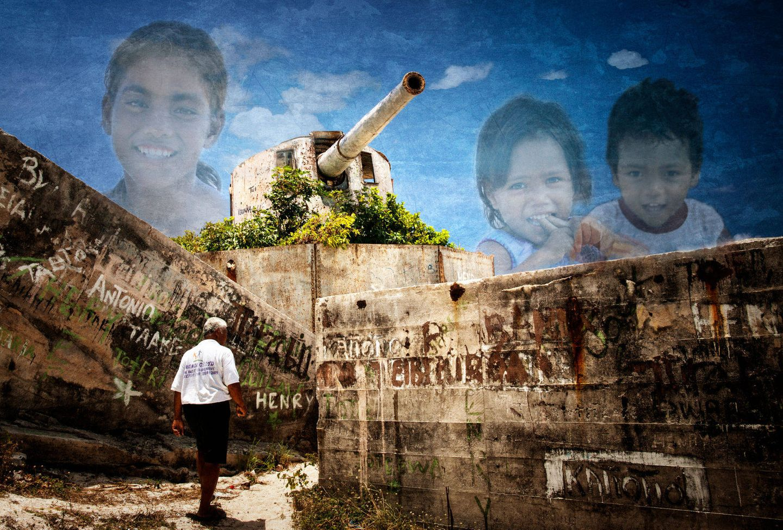 Battle of Tarawa - 70 years on
