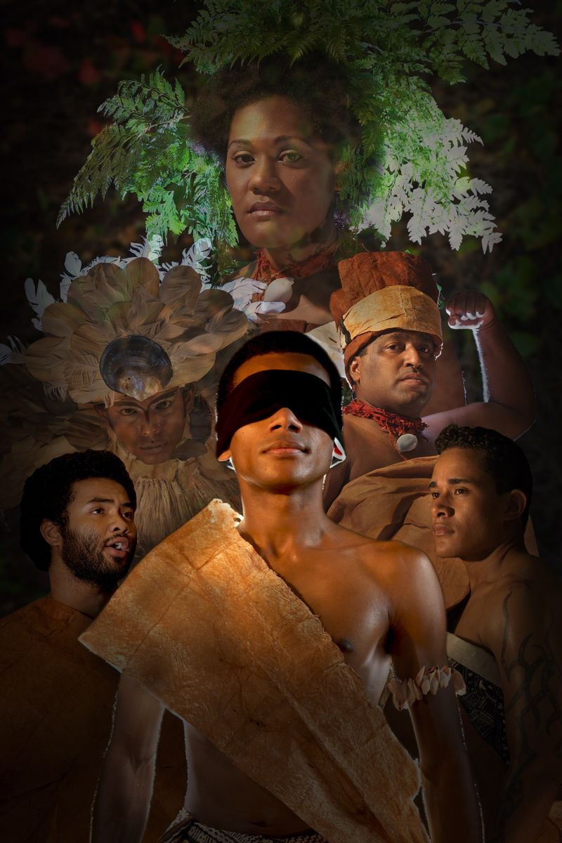 'Vaka: Birth of the Seer' poster