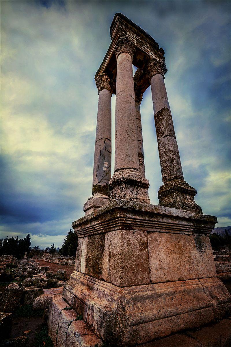 Anjar Tetrapyle