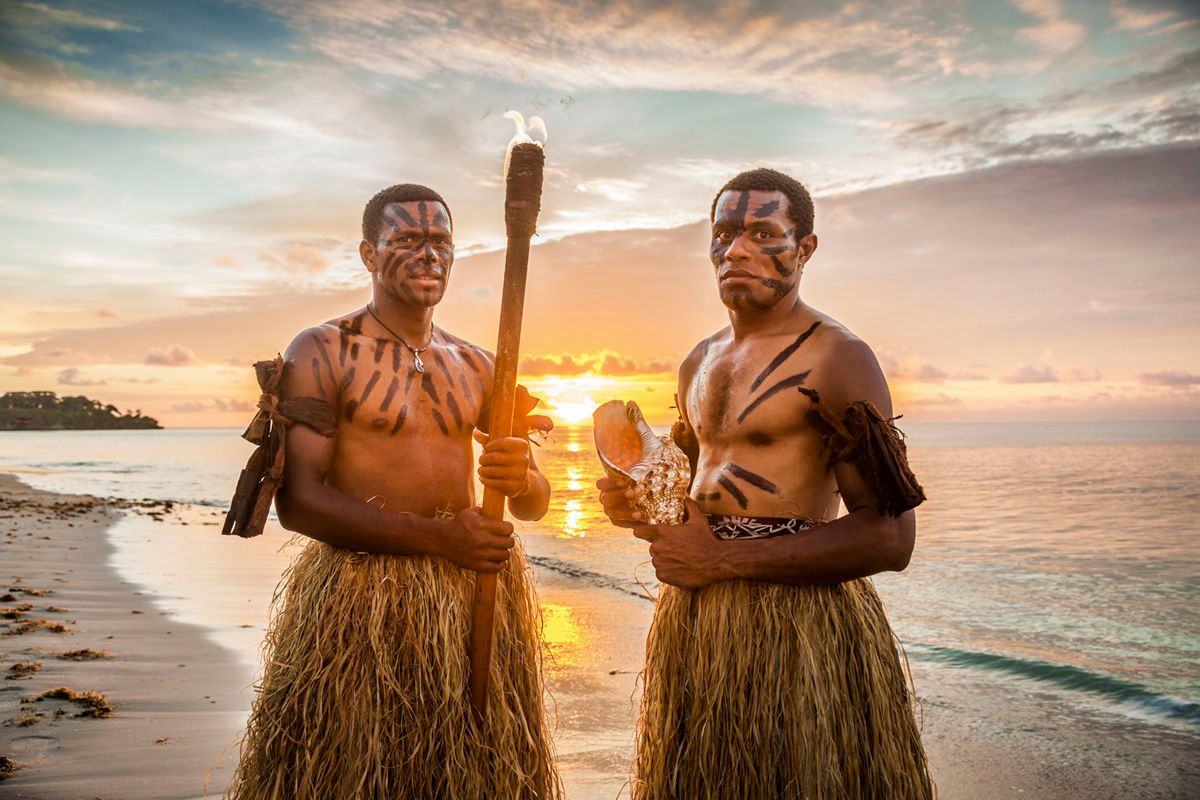 Sunset Warriors