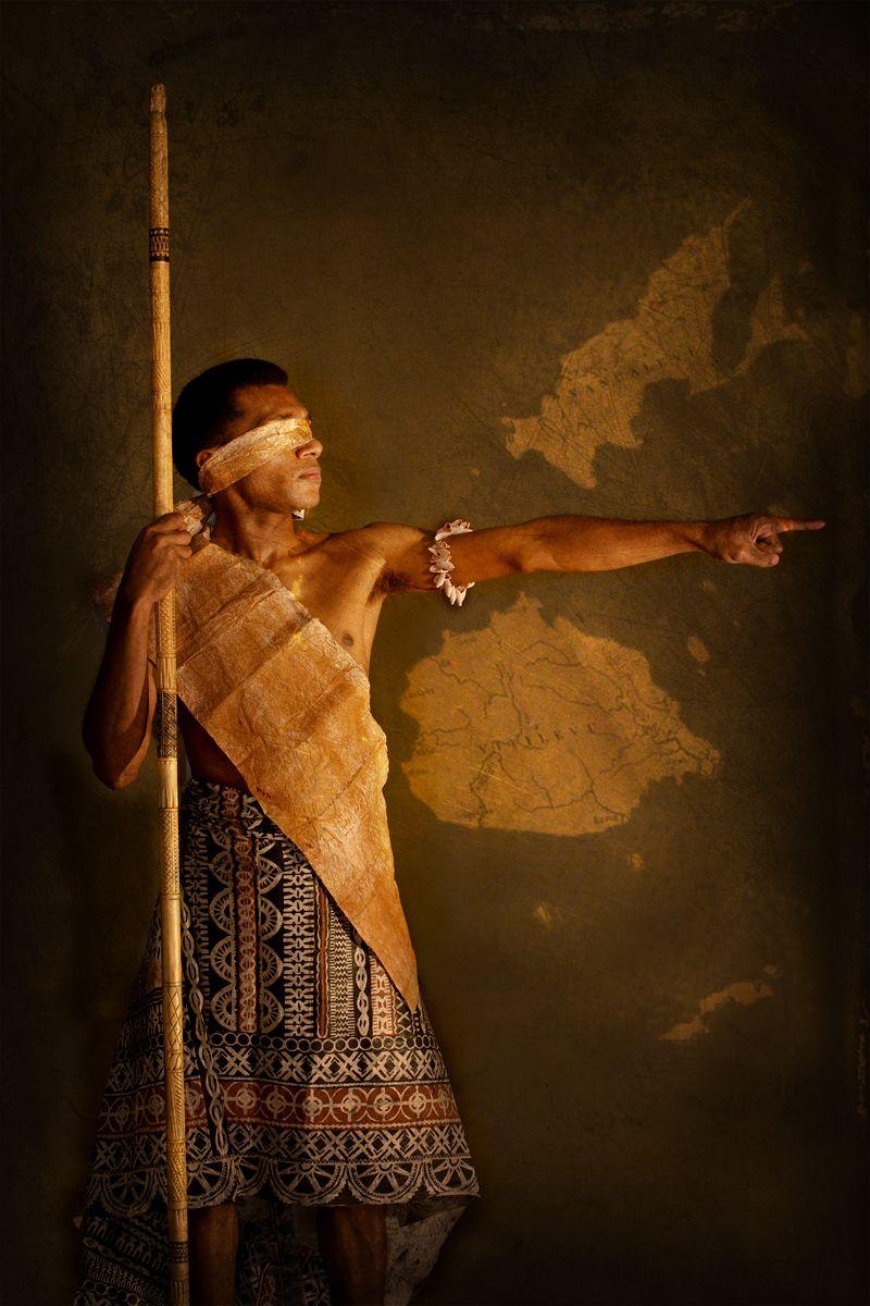 Young Blind Prophet