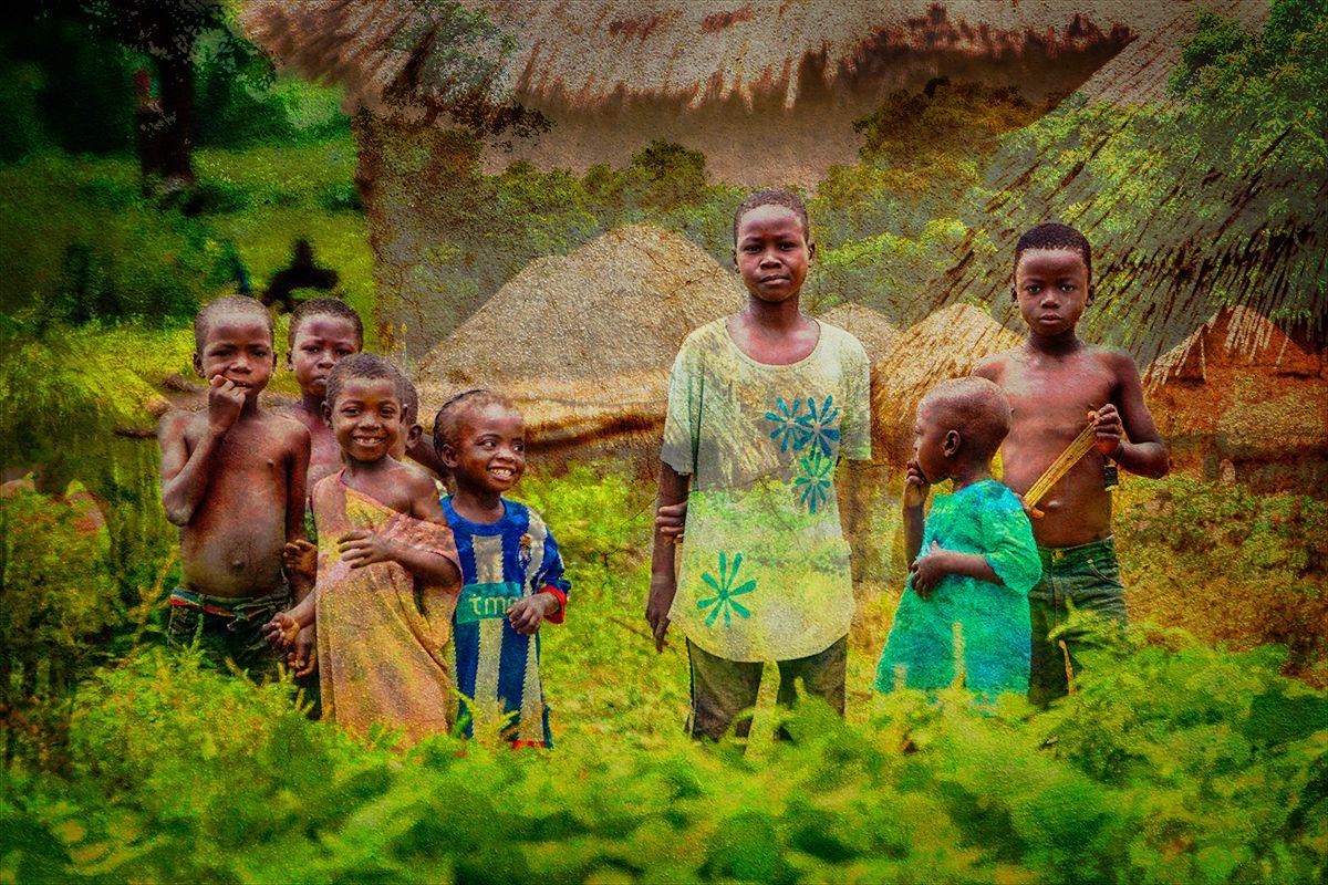 Children of a dream land