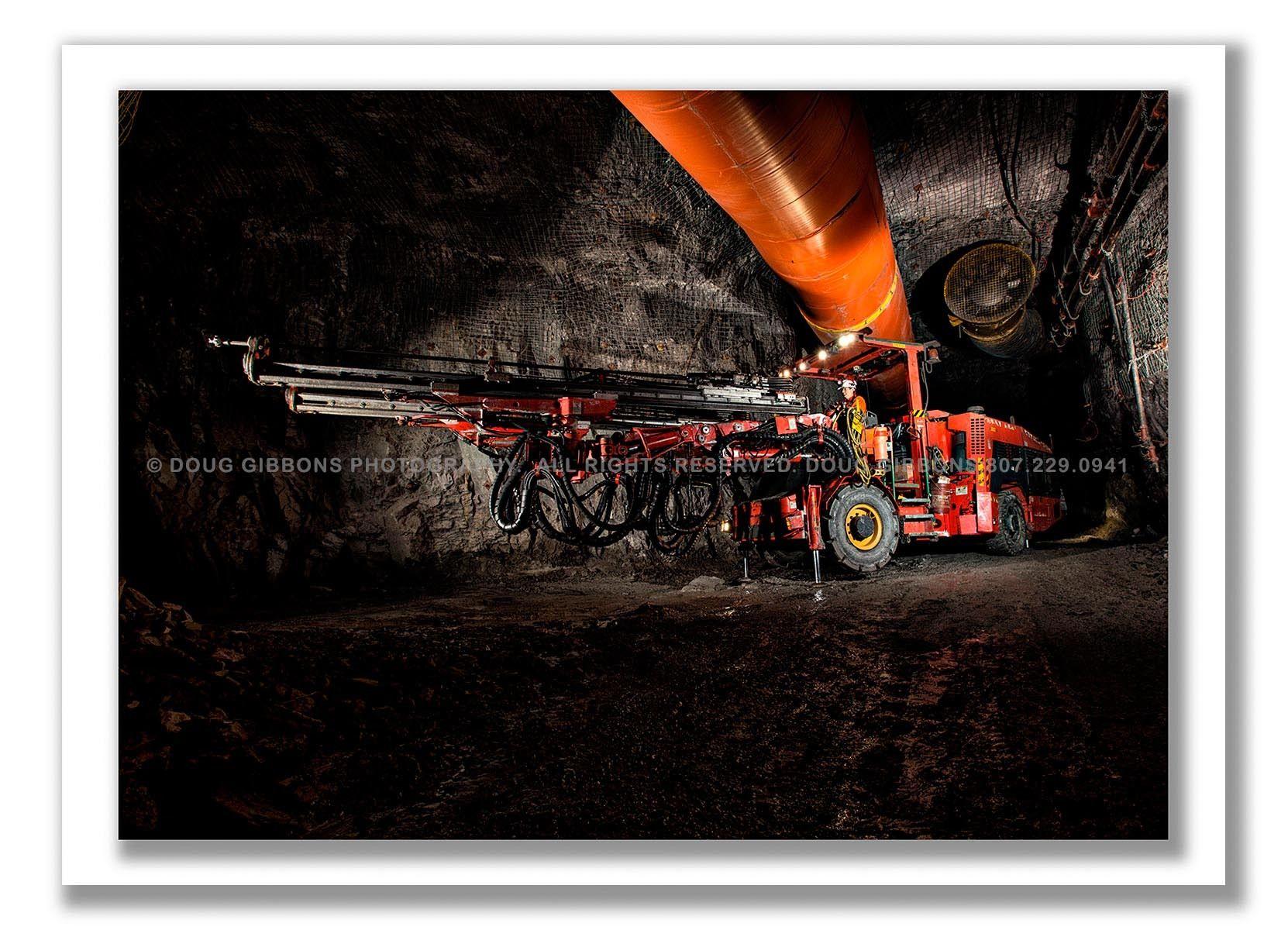 Goldcorp Musselwhite Mine