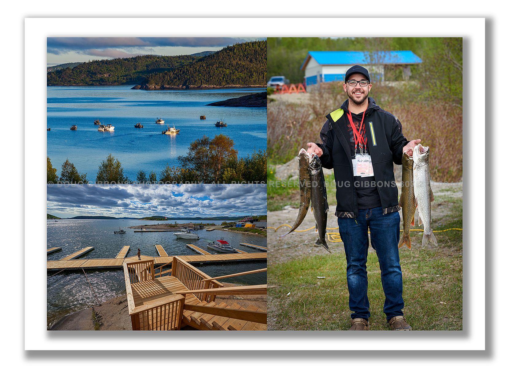 Al-Dixon-Fishing Derby 2019