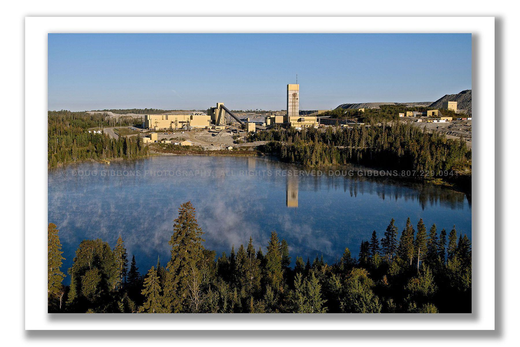Aerial  Williams Mine