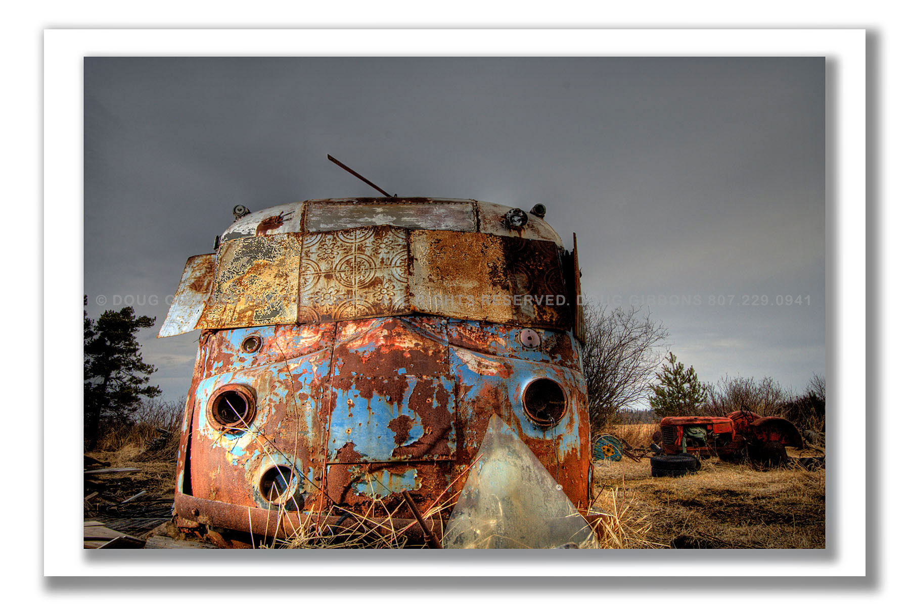 Rust Bus