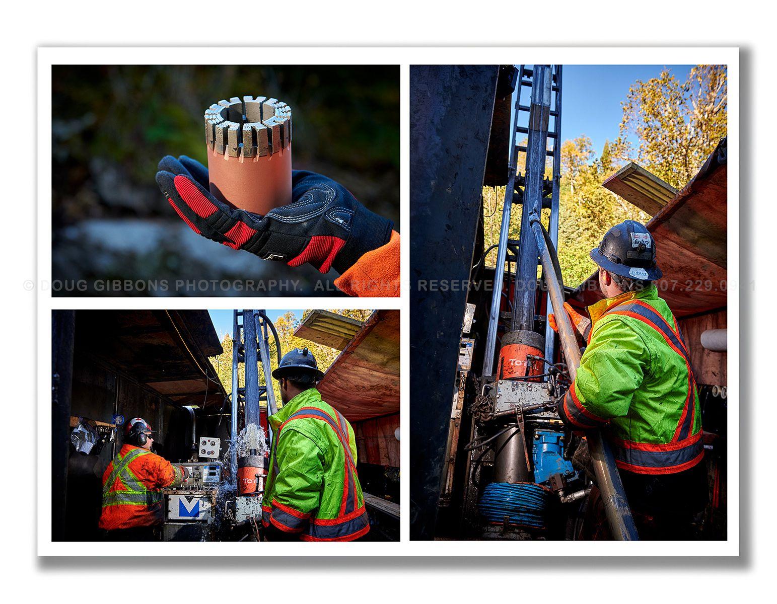 Generations Mine-Drillilers