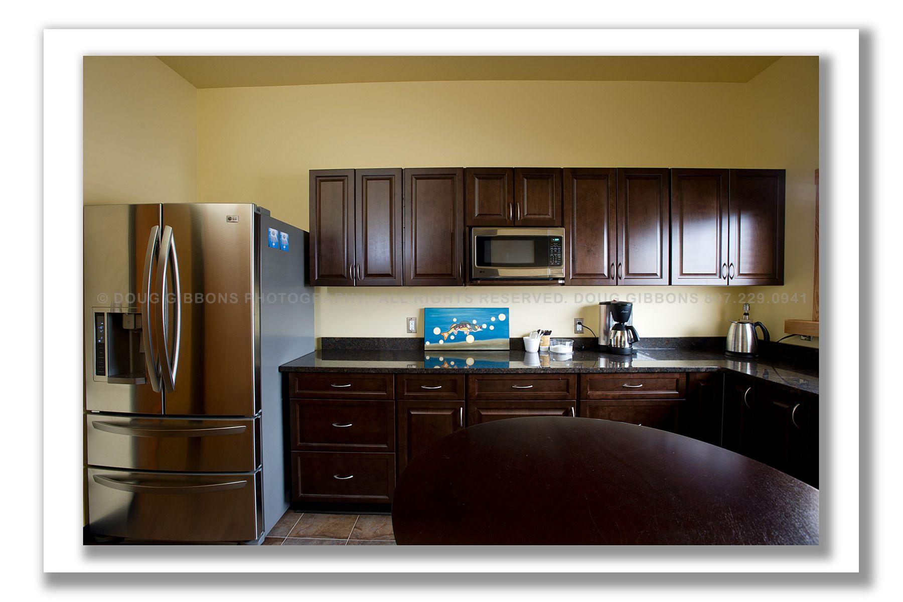 Pic River Hydro-Interior Kitchen