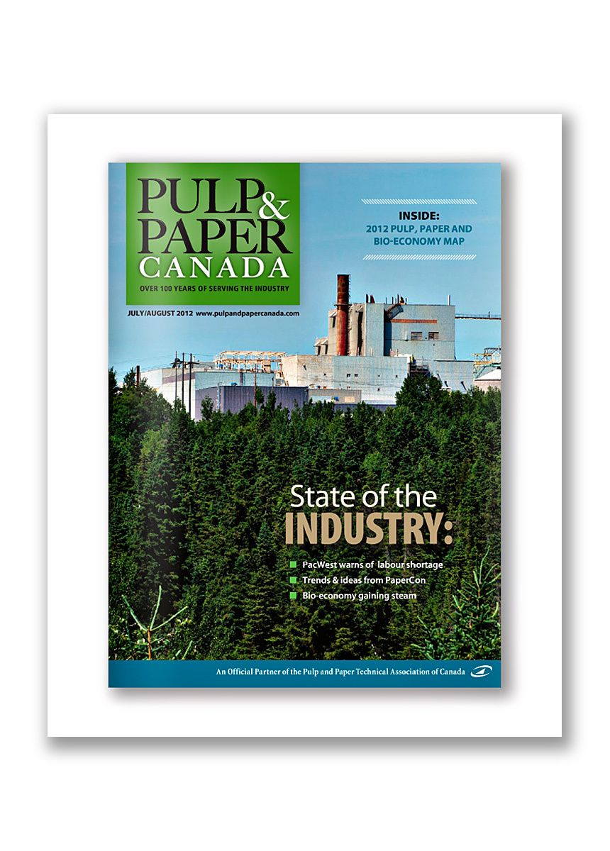 Pulp & Paper Canada Magazine