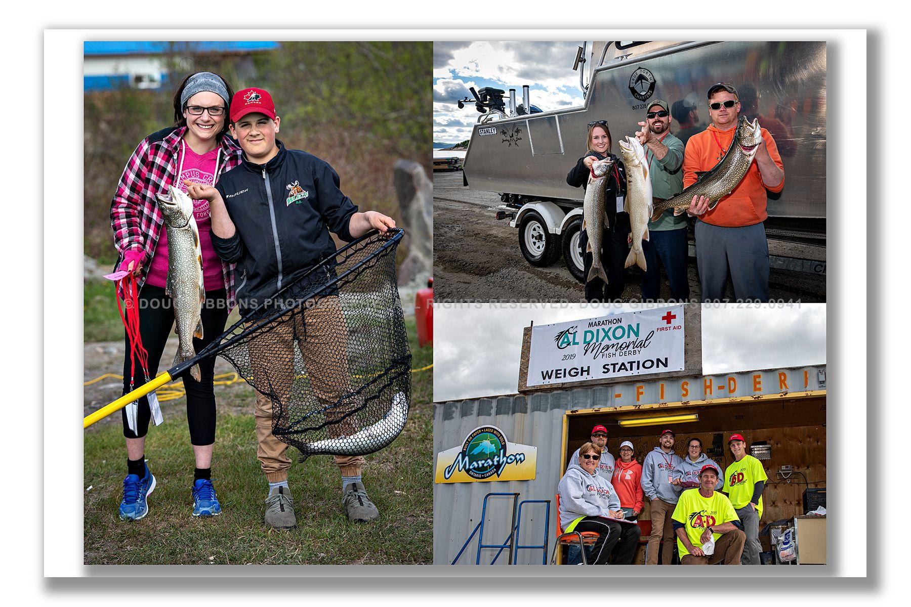 Al-Dixon-Fish Derby 2019
