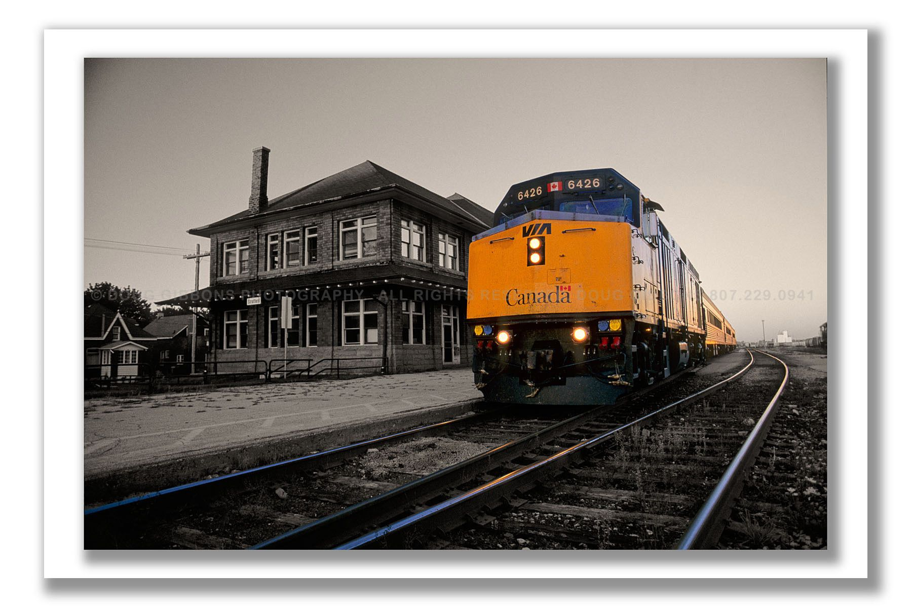 Via Rail Stratford
