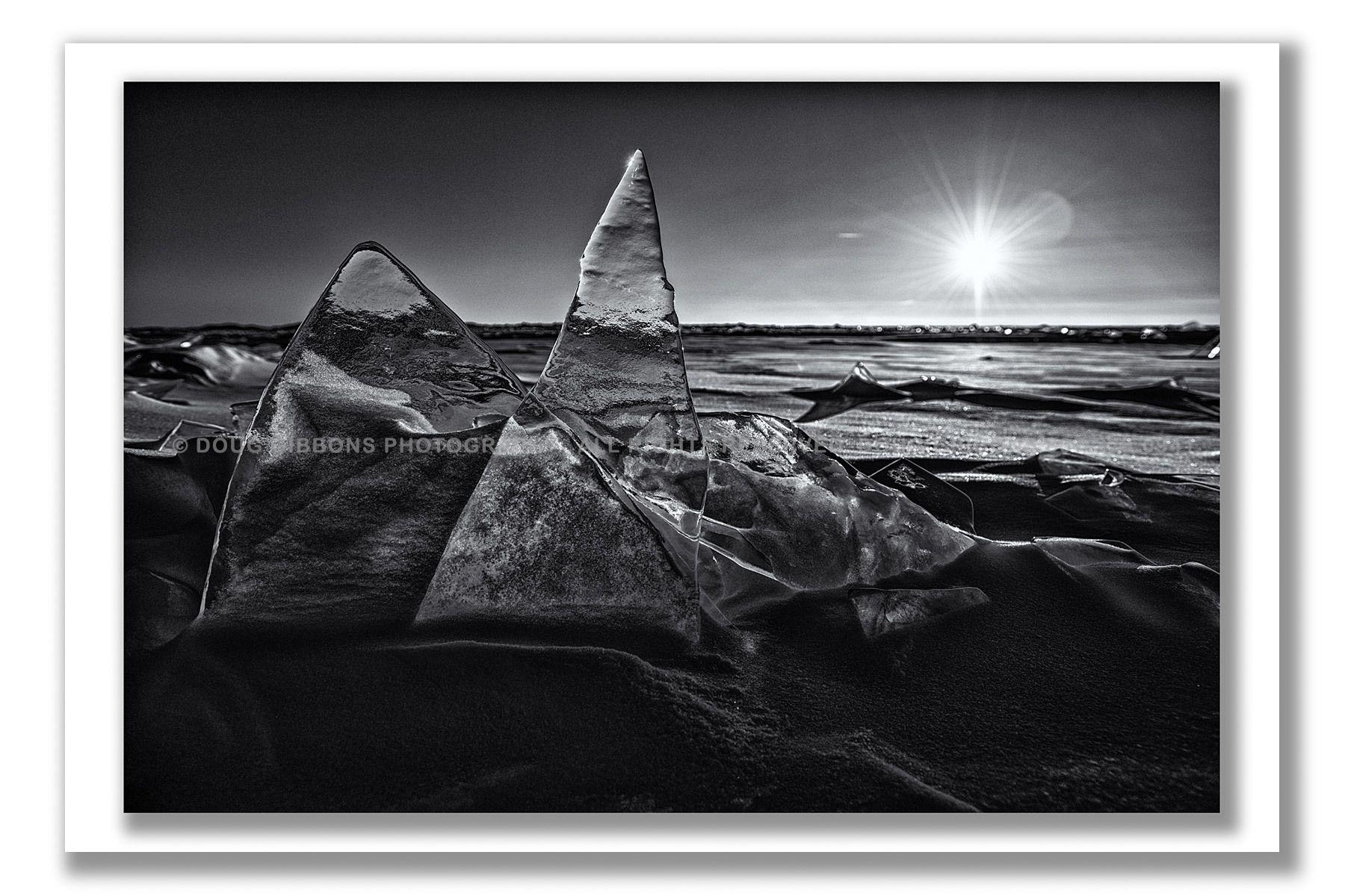 Horizons on Ice