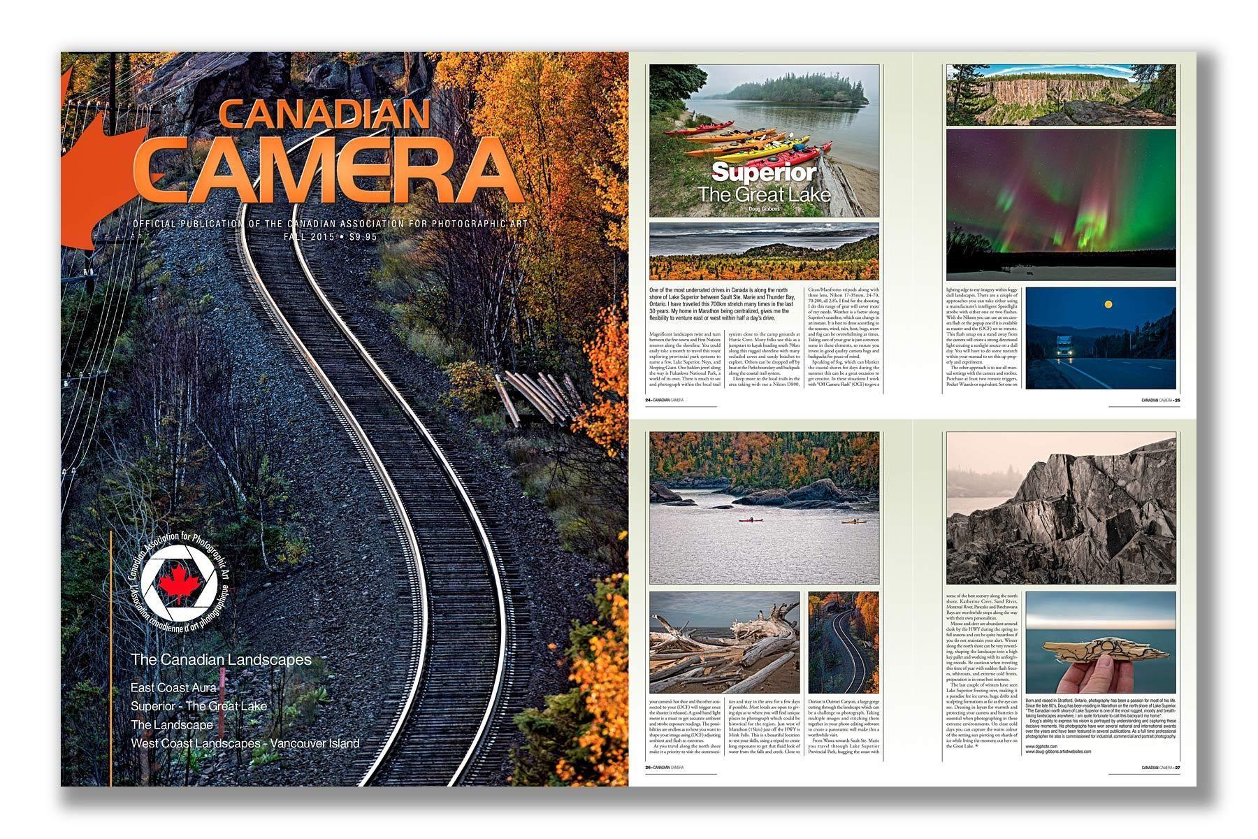 Canadian Camera Magazine