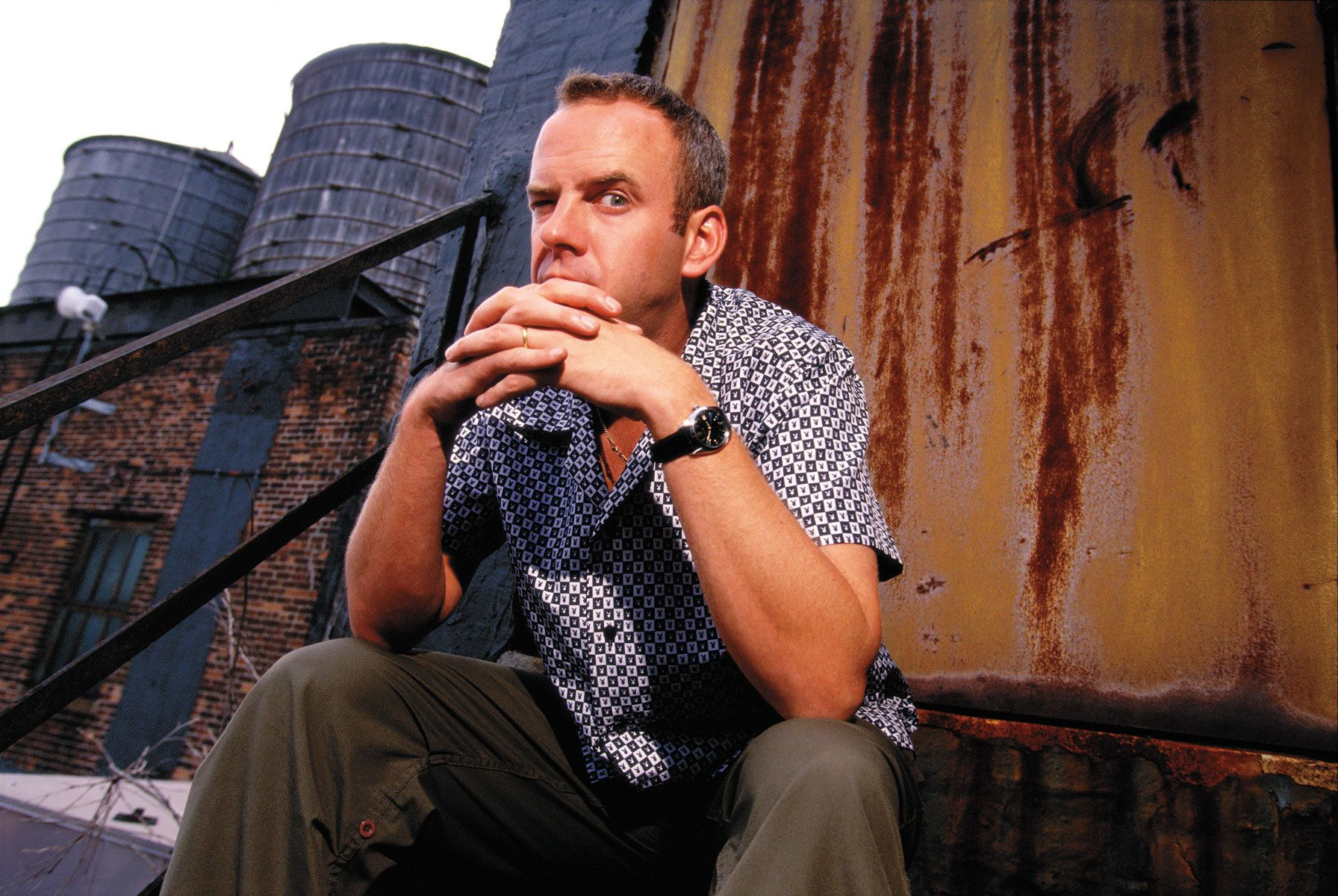 Fatboy Slim, aka Norman Cook