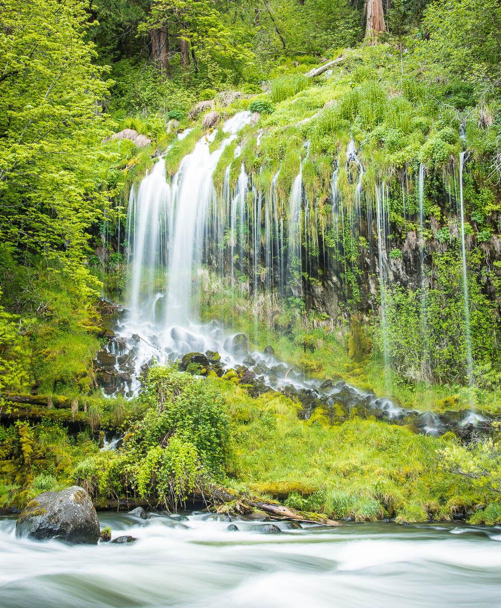 Mossbre Falls