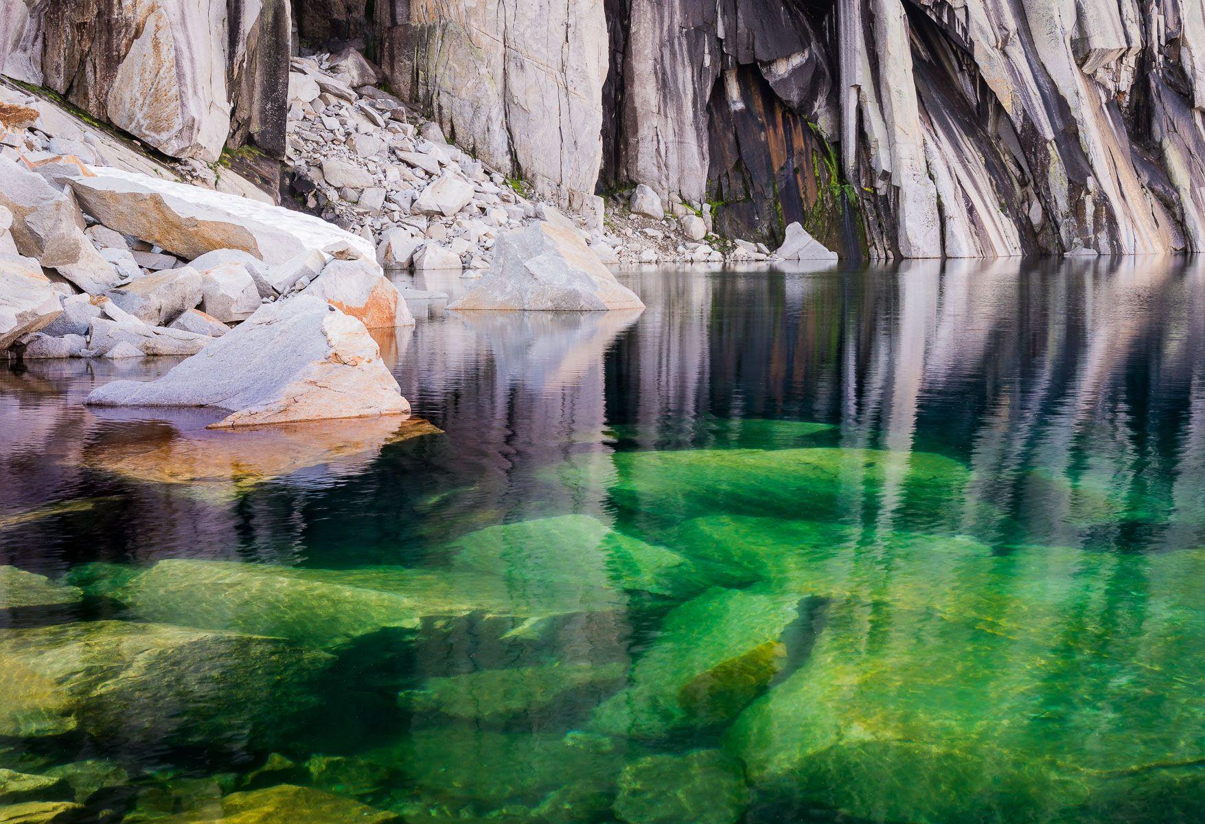 Alpine Reflection