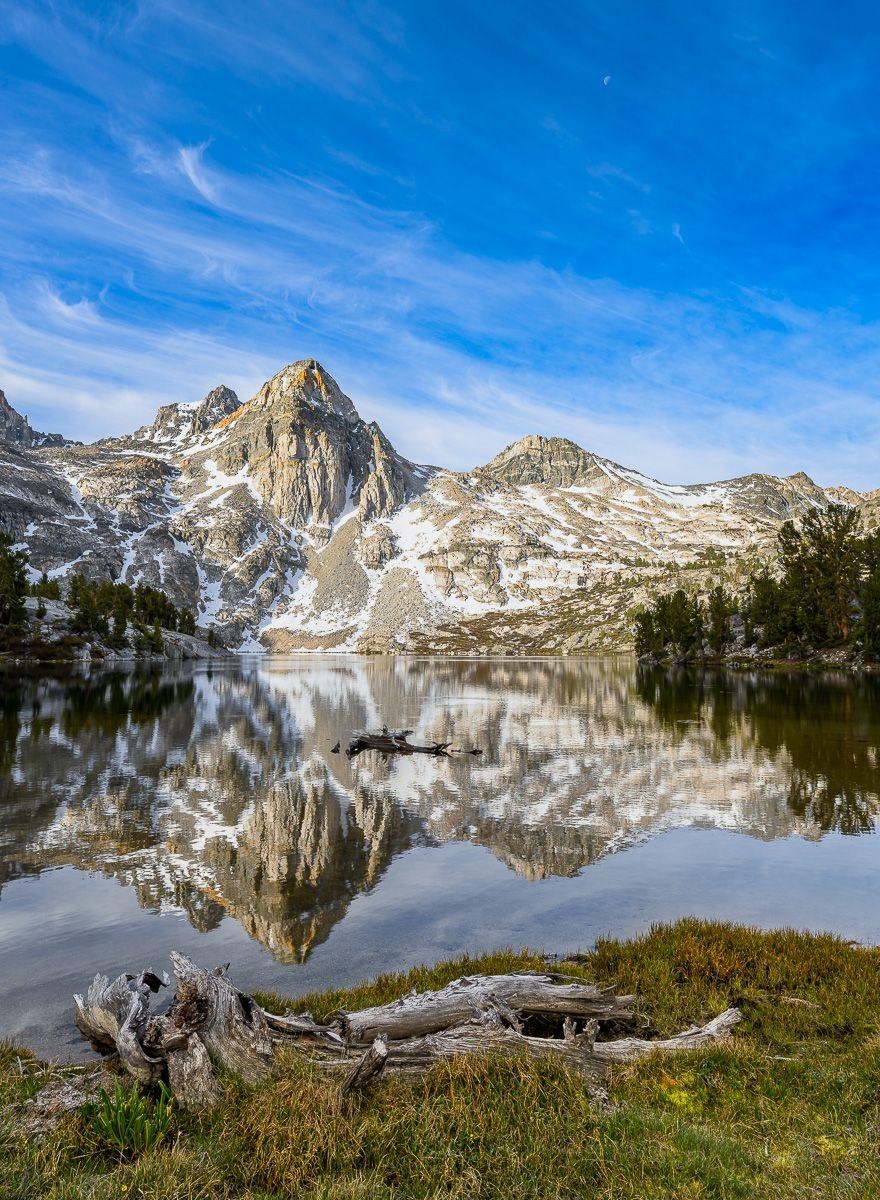Rae Lakes High Sierra
