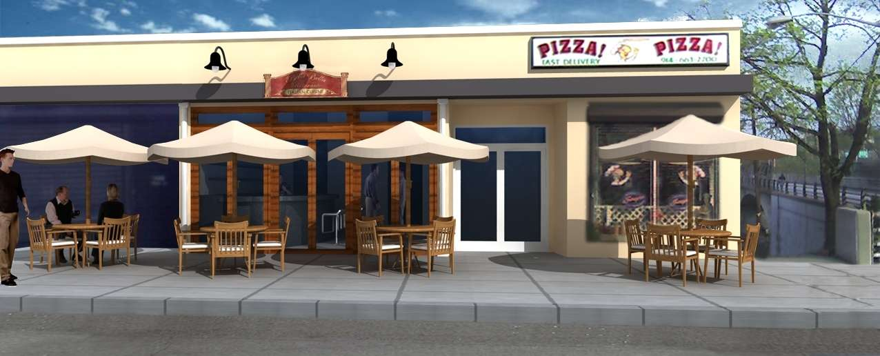 Restaurant (Exterior and Interior Commercial Renovation) Mt. Vernon, NY