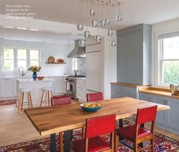 Styling by @lizzywillstyles for @northshorehomemag Photo @ericrothphoto