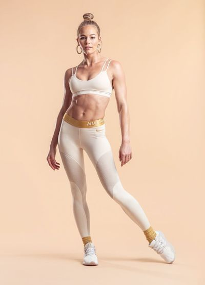 Styling by Bailey Julio for Nike.  Photography by  Michael Khachadoorian.