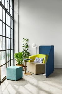 Interior and set styling by Lauren Niles for Steelcase. Photography by Jeremy Frechette.