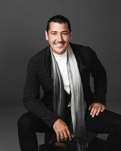 Grooming for Jonathan Knight by Kacie Corbelle for Boston Globe Magazine.
