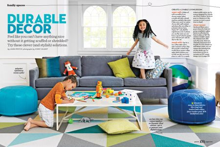 Kids Grooming by Kristy Strate for Parents Magazine. Photography by Jonny Valiant.