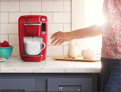 Prop and Wardrobe styling by Alethia Weingarten for @Keurig.