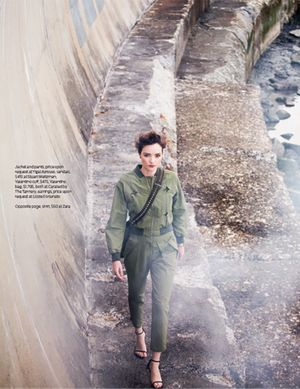 Wardrobe styling by Sarah Benge for The Improper Bostonian.