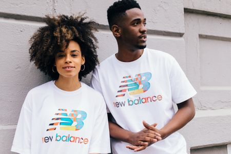 Styling by Alethia Weingarten for New Balance
