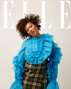 Makeup & hair @kaciecorbelle Styling @tayglo Photos @kolbyknight for @Elle Bulgaria