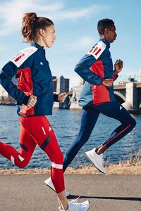 Athletic styling by Taylor Greeley for @adidas @adidasrunning Photographed by @michaelquiet