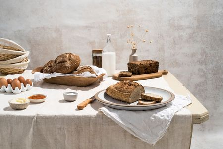 Prop styling by Amy Lipnis for Breadblok. Photography by Julia Stotz.