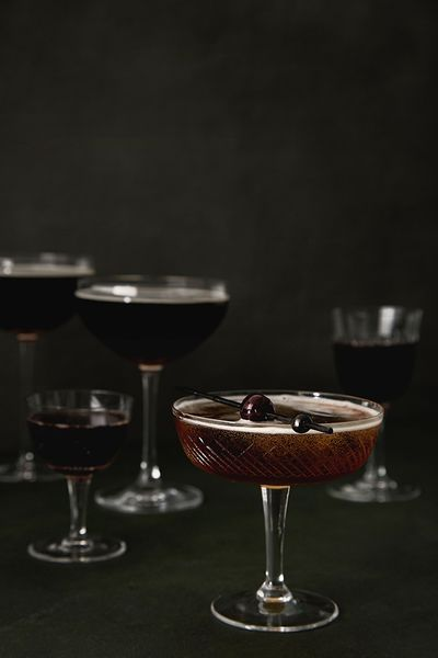 Drink styling by Monica Mariano.  Photography by Erika LaPresto.