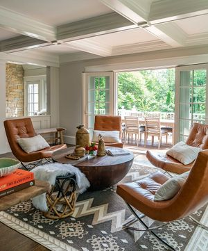 Styling by Sierra Baskind for North Shore Home.  Photography by Eric Roth.