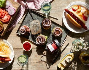 Food Styling by Laura Kinsey Dolph for Chut Up.
