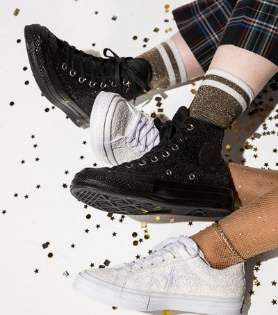wardrobe styling by Taylor Greeley for Converse.
