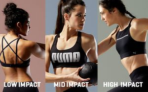 Makeup and hair by Liz Washer for Puma.