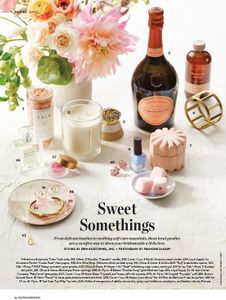 Prop styling by Erin Riley for Boston Magazine.