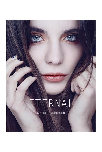 Makeup and hair by Liz Washer for Eternal.