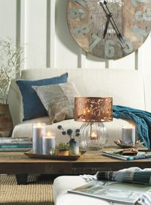 Prop Styling by Lauren Niles for Yankee Candle.
