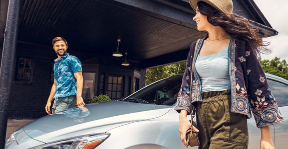 Wardrobe Styling by Daria Maneche for Toyota-Yaris.  Photography by Jeff Stockwell.