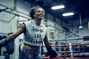 Fitness styling by Sarah Benge for Reebok.  Photography by Henrique Plantikow.