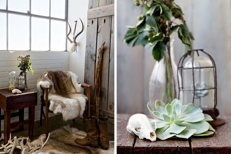 Prop styling by Lauren Niles.  Photos by Kristin Teig.