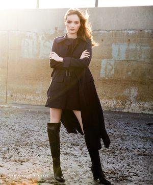 Wardrobe styling by Sarah Benge for The Improper Bostonian.