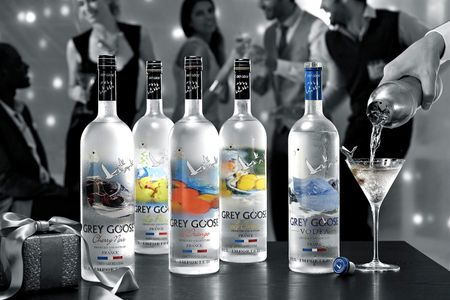 Wardrobe and Prop Styling by Alethia Weingarten for Grey Goose. Photography by John Blais.