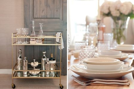 Prop & interior styling by Amy Lipnis for Homegoods.