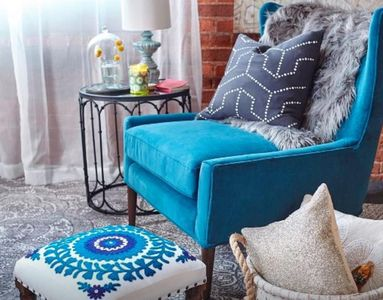 Prop and interior styling by Beth Wickwire for TJMaxx.