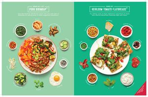 Food styling by Laura Kinsey Dolph for Fresh Magazine/Hannaford.