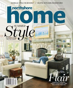 Styling by Taylor Greeley for North Shore Home Magazine.